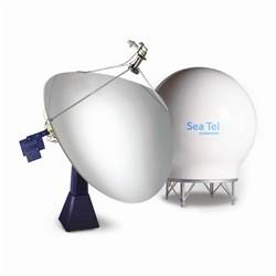 Sea Tel 9707D VSAT circular C-band